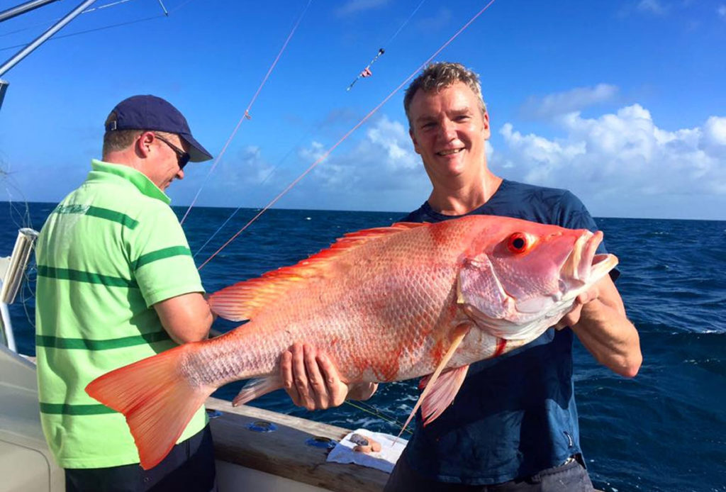 Ultimate fishing packages beluga x for Fishing vacation packages